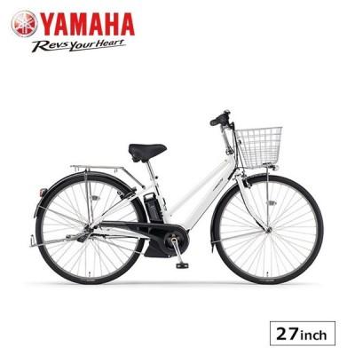 パス シティ エスピーファイブ 電動アシスト自転車 完全組立 27インチ 5段変速 ヤマハ YAMAHA pa27csp5