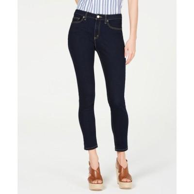 マイケル コース Michael Kors レディース ジーンズ・デニム High-Rise Stretch Skinny Jean, in Regular & Petite Sizes Dark Rinse Wash