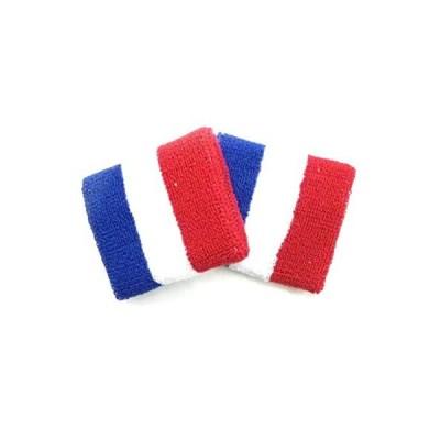 世界の国旗リストバンド フランス2P