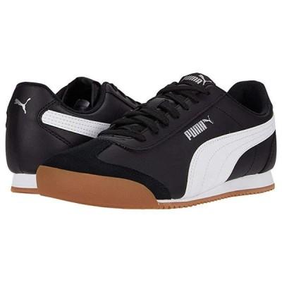 プーマ Turino メンズ スニーカー 靴 シューズ Puma Black/Puma White/Gum