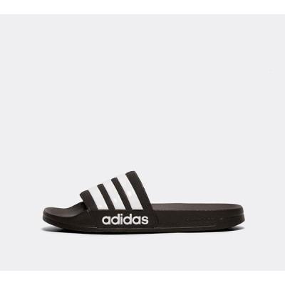 アディダス adidas Originals メンズ サンダル シューズ・靴 Adilette Cloudfoam Slide Black / White