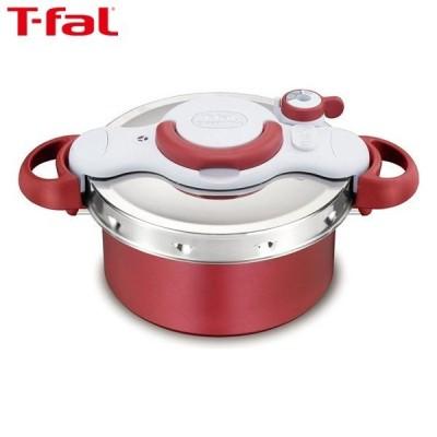 T-fal クリプソ ミニット デュオ ルージュ 4.2L IH対応 圧力鍋 P4704231 ティファール グループセブジャパン