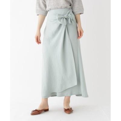 DRESSTERIOR(Ladies)(ドレステリア(レディース)) ラップフレアースカート