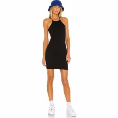 フランキーズ ビキニ Frankies Bikinis レディース ワンピース ワンピース・ドレス Christine Rib Dress Black