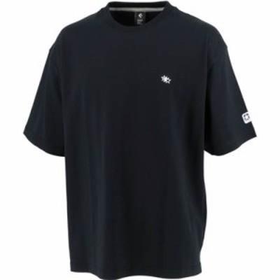コンバース Tシャツ 半袖 メンズ 丸首 クルーネック CA211384-1900