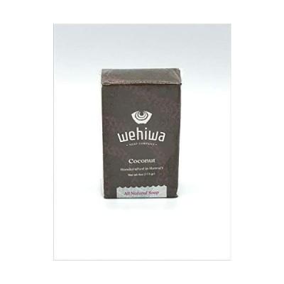 Wehiwa(ヴェヒヴァ) Wehiwa Bar Soap ココナッツ 石鹸 113g