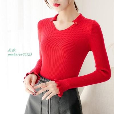 韓国 ファッション 女性 セーター 薄型セーター女性 ニット セーター女性セーターや プルオーバー 冬服 ニットセーター 女性 AliExpress グループ上 レディ