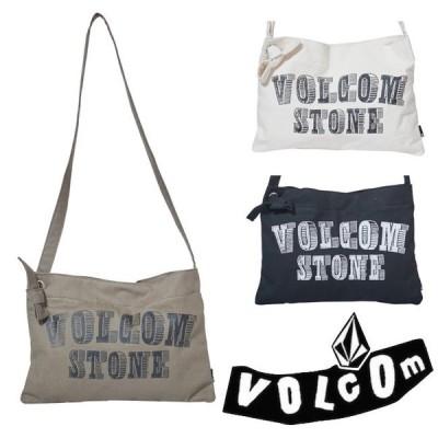 【VOLCOM】ボルコム Vol Trip Sacoche サコッシュ ショルダーバック ミニ スノーボード スケボー サーフィン アウトドア フェス イベント 簡易 プレゼント
