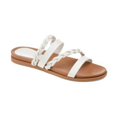 ジャーニーコレクション レディース サンダル シューズ Women's Colette Sandals White