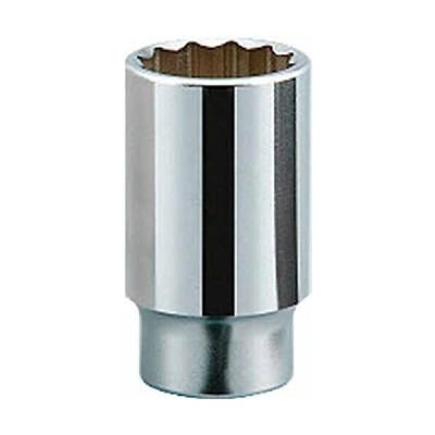 KTC(ケーテーシー) 19.0mm (3/4インチ) ディープソケット (十二角) 53mm B4553