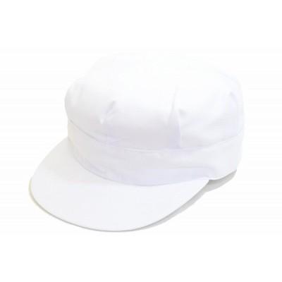 衛生帽 111950-5 ホワイト 白 メンズ 紳士 レディース 婦人 男女兼用 ハトメ 帽子 キャップ 医療 ホテル 飲食業 工場 日本製 ネット通販 オールシーズン