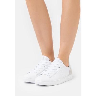 レディース 靴 シューズ WILLOW - Trainers - bright white