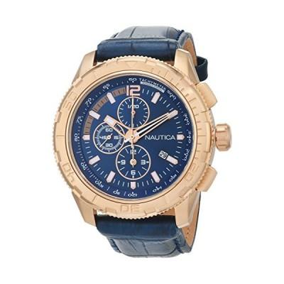 Nautica - Men's Watch NAD20512G 並行輸入品