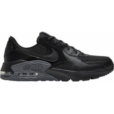ナイキ メンズ スニーカー シューズ Nike Men's Air Max Excee Shoes Blk/Blk/Dk Gry