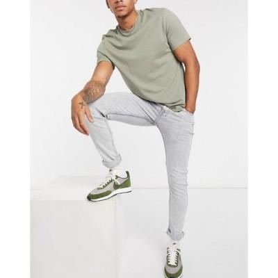 ドクターデニム メンズ デニムパンツ ボトムス Dr Denim Clark slim fit jeans