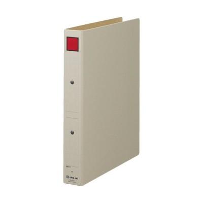 全国配送可 保存ファイル 4373 A4S 30mm 灰/赤 jtx 940551 キングジム