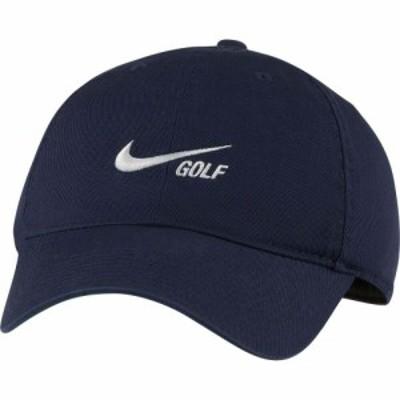 ナイキ Nike メンズ 帽子 Heritage86 Washed Hat OBSIDIAN/SAIL