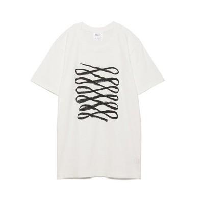 【ecostore】Tシャツ フロントプリント Sサイズ