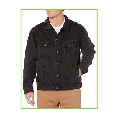 RVCA Men Americana Denim Jacket Black X-Large【並行輸入】【新品】