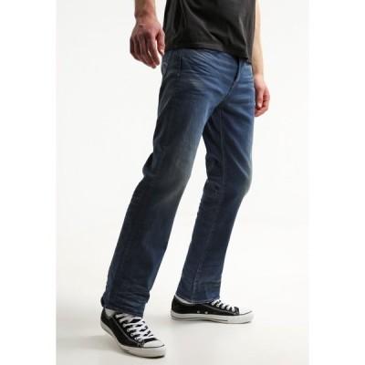 ジースター デニムパンツ メンズ ボトムス 3301 LOOSE - Relaxed fit jeans - firro denim
