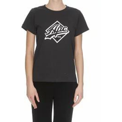 APC レディースその他 APC Althea T-shirt Dark navy