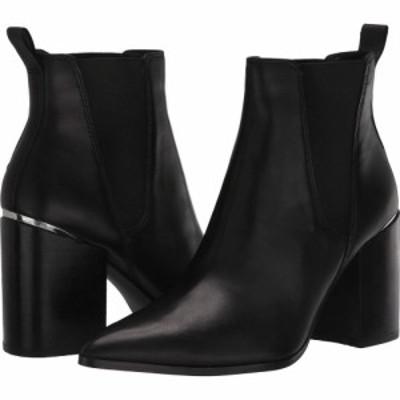 スティーブ マデン Steve Madden レディース ブーツ シューズ・靴 Knoxi Bootie Black Leather