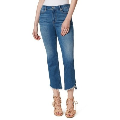 ジェシカシンプソン デニムパンツ ボトムス レディース Adored Kick-Flare Jeans Get On With It
