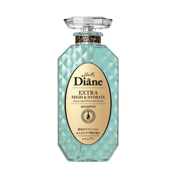 Diane黛絲恩 完美淨化 極潤修護洗髮精450ml