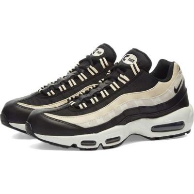 ナイキ Nike レディース スニーカー エアマックス 95 シューズ・靴 air max 95 w Black/Pearl White