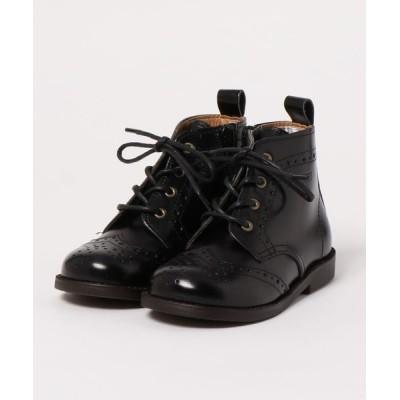 YOSUKE / 「YOSUKE/ヨースケ」本革仕様キッズショートブーツ KIDS シューズ > ブーツ