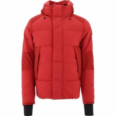 カナダグース Canada Goose メンズ ジャケット アウター Armstrong Hoody Light Jacket Red