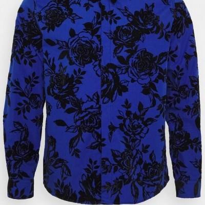 メンズ ファッション MARSHALL SHIRT - Shirt - blue