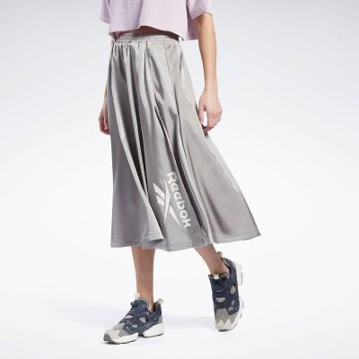 リーボック Reebok クラシックス スカート / Classics Skirt (グレー)