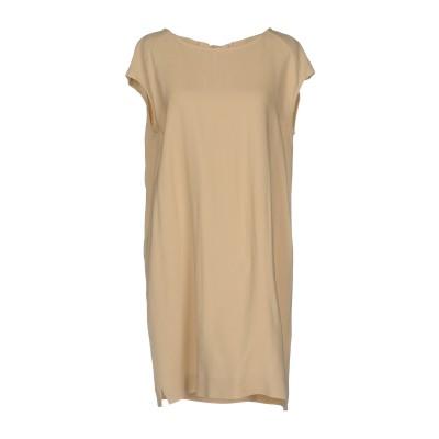 ロベルト コリーナ ROBERTO COLLINA ミニワンピース&ドレス ベージュ M 94% レーヨン 6% ポリウレタン ミニワンピース&ドレス