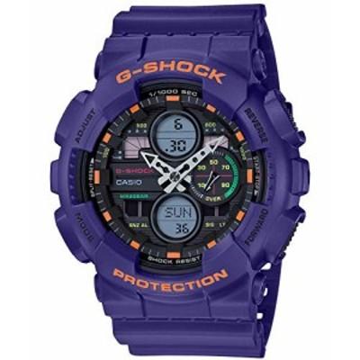 [カシオ] 腕時計 ジーショック G-SHOCK GA-140-6AJF メンズ パープル(中古品)