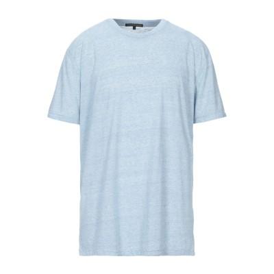 ドライコーン DRYKORN T シャツ スカイブルー XL コットン 75% / ポリエステル 25% T シャツ