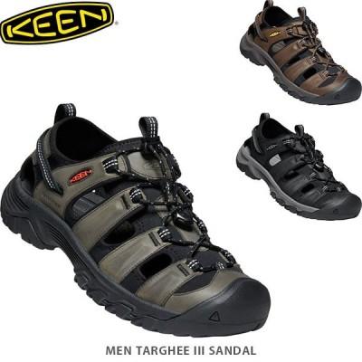 KEEN キーン サンダル メンズ ターギー スリー サンダル MEN TARGHEE III SANDAL KEE0235 国内正規品