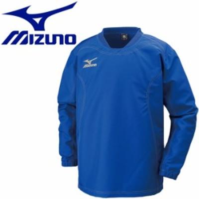 ミズノ ラグビー タフブレーカーシャツ メンズ R2ME600225