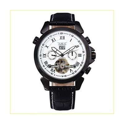 【新品・未使用品】JARAGARメンズ自動機械Flying Tourbillon Vogue Watch Relogio Masculinoオス腕時計Montre Homme 1#【並行輸入品