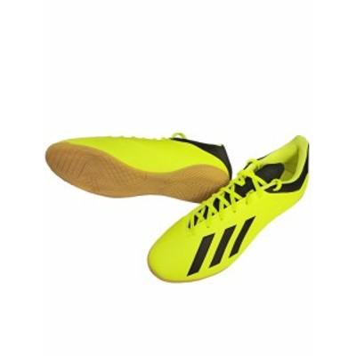 (アディダス) adidas/エックス タンゴ 18.4 IN/ソーラーイエローXコアブラック/DB2484