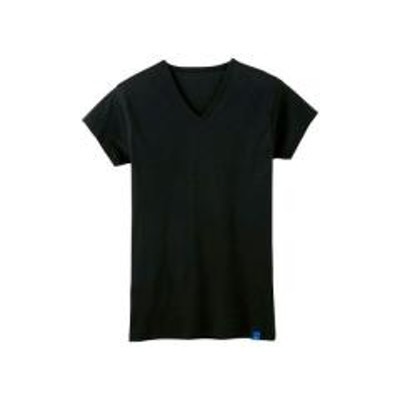 グンゼ20%OFF【メール便(15)】 (グンゼ)GUNZE (クールマジック)COOL MAGIC 涼感綿 半袖 Tシャツ メンズ 吸汗速乾 消臭 汗取りインナー 脇汗対策 Vネック