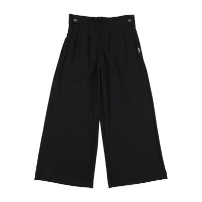 リュー ジョー LIU •JO パンツ ブラック 14 ポリエステル 59% / コットン 39% / ポリウレタン 2% パンツ