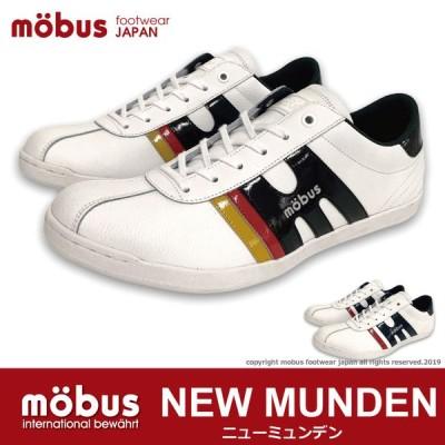 スニーカー メンズ モーブス mobus NEW MUNDEN ニューミュンデン