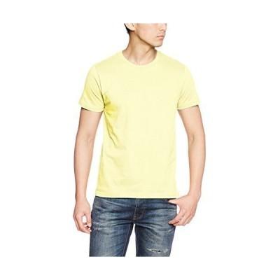 トラス Tシャツ GAT-500 メンズ ライトイエロー 日本 150-(日本サイズ150 相当)