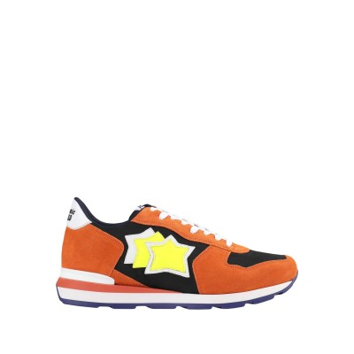 アトランティック スターズ ATLANTIC STARS スニーカー&テニスシューズ(ローカット) オレンジ 40 革 / 紡績繊維 スニーカー&テ
