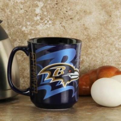 The Memory Company ザ メモリー カンパニー スポーツ用品  Baltimore Ravens Reflective Mug