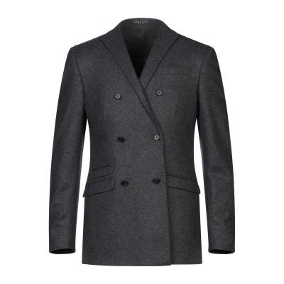 TREND CORNELIANI テーラードジャケット スチールグレー 50 バージンウール 80% / ナイロン 20% テーラードジャケット