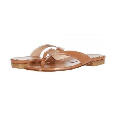 Stuart Weitzman スチュアートワイツマン レディース 女性用 シューズ 靴 サンダル Aldona - Tan Smooth Calf