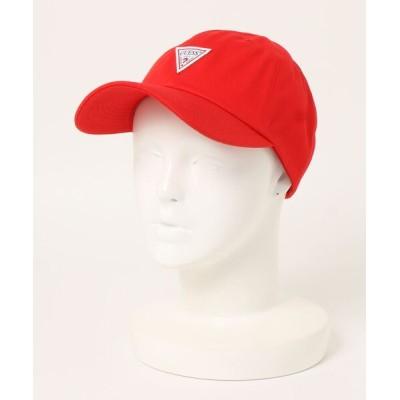 OVERRIDE / 【GUESS】GS TWILL LOW CAP MEN 帽子 > キャップ