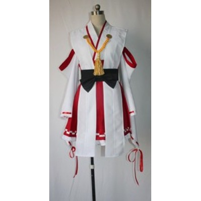 gargamel  艦隊これくしょん 金剛型 霧島 コスプレ衣装xs0020
